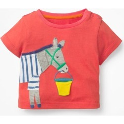 Fun T-shirt Jam Red Donkey Boys Boden