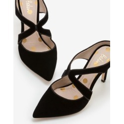 Kelsey Heels Black Women Boden found on MODAPINS from bodenusa.com for USD $72.00