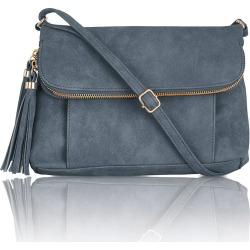 Bonmarche Tassel Detail Cross Body Bag