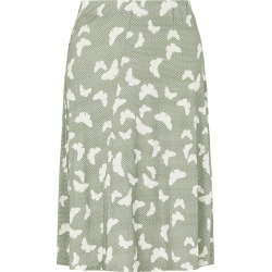 Bonmarche Printed Jersey A Line Skirt