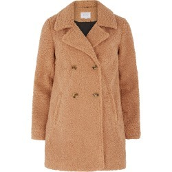 Bellfield Teddy Coat - Brown - size XXL found on MODAPINS from bonmarche for USD $90.48