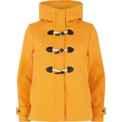 Bellfield Duffle Jacket - Yellow - size XXXL found on MODAPINS from bonmarche for USD $90.48