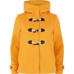 Bellfield Duffle Jacket - Yellow - size XL found on MODAPINS from bonmarche for USD $88.13