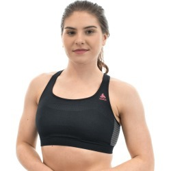Odlo Ceramicool Seamless Medium Support Sports Bra found on MODAPINS from boobydoo.co.uk for USD $45.16