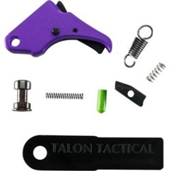 Apex Tactical Specialties Inc S&W Shield Action Enhancement Trigger & Duty/Carry Kit - S&W Shield Action Enhncmnt Trigger & Duty/Carry Kit-Purple