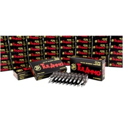 Tulammo Usa Steel Case Ammo 223 Remington 62gr Fmj - 223 Remington 62gr Full Metal Jacket 1,000/Case found on Bargain Bro Philippines from brownells for $253.99