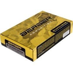 Berger Bullets Match Grade Target 300 Norma Magnum Ammo - 300 Norma Magnum 215gr Hybrid Boat Tail 200/Case found on Bargain Bro Philippines from brownells for $822.99