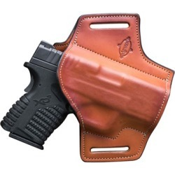 Edgewood Shooting Bags Compact Outside The Waistband Holsters - Owb Compact Ruger Sp101 .357 Mag Right Hand found on Bargain Bro Philippines from brownells for $84.50