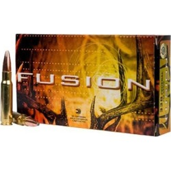 Federal Fusion Ammo 7mm Remington Magnum 150gr Bonded Bt - 7mm Remington Magnum 150gr Bonded Bt 20/Box found on Bargain Bro Philippines from brownells for $30.99