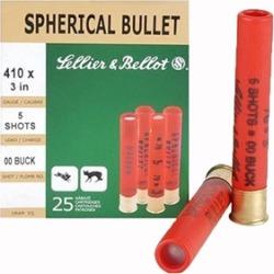 Sellier & Bellot 410 Bore 3