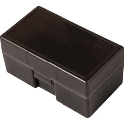 Frankford Arsenal Rifle Ammo Boxes - 22 Br, 7.62x39mm #512 Ammo Box 50 Ct. Gray found on Bargain Bro India from brownells for $2.99