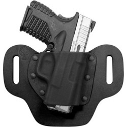 Crossbreed Holsters Dropslide Holsters - Springfield Xds 4.0 Dropslide Holster Rh Black found on Bargain Bro Philippines from brownells for $51.95