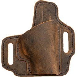 Muddy River Tactical Owb Water Buffalo Leather Holster - S&W Shield 45 Leather Owb Holster found on Bargain Bro Philippines from brownells for $50.00