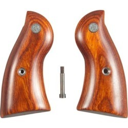 Ruger Grip Panels, Pair, Medallion & Screw found on Bargain Bro Philippines from brownells for $46.99