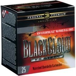 Federal Black Cloud Fs Steel Ammo 10 Gauge 3-1/2