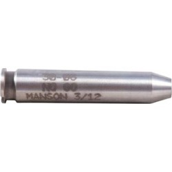 Manson Precision Rimless Rifle/Shotgun Cartridge Headspace Gauges - No Go Gauge, Fits .270 Win., .30-06 Springfield, .35 Whelan found on Bargain Bro India from brownells for $35.00