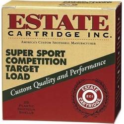 Estate Cartridge Super Sport Competition Ammo 12 Gauge 2-3/4