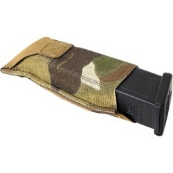 Blue Force Gear Ten-Speed Pistol Magazine Pouch - Ten-Speed Single Pistol Magazine Pouch Belt Mount Multicam found on Bargain Bro Philippines from brownells for $22.95