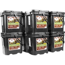 Wise Foods 600 Serving Gourmet Freeze Dried Meat Grab & Go Food Kit - 600 Serving Gourmet Freeze Dried Meat Grab And Go Food Kit