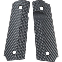 Vz Grips 1911 Operator Ii G10 Grips - Vz Operator Ii Grips, Black found on Bargain Bro India from brownells for $62.99