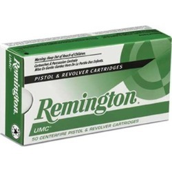 Remington Umc Ammo 10mm Auto 180gr Fmj - Umc 10mm Auto 180gr Fmj 50/Box found on Bargain Bro Philippines from brownells for $36.99