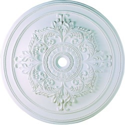 "Livex Lighting 8229 60"" Diameter Ceiling Medallion from the Ceiling Medallion Co"