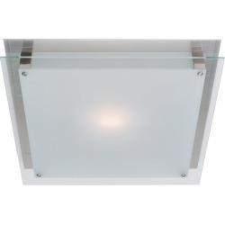 Access Lighting 50030-CFL Vision 2 Light Flush Mount Ceiling Fixture