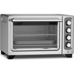 KitchenAid KCO253 18 Inch Wide Electric Toaster Oven with Convection