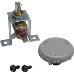 Integral Thermostat for Wall Heaters