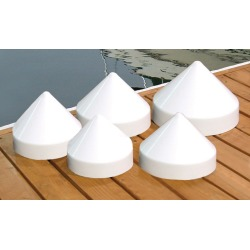 Dockmate Conehead Cap for Round Pilings, 10
