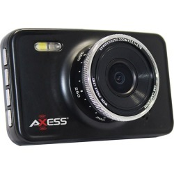 Axess Dash Camera & Car DVR with Motion, Black found on Bargain Bro India from Camping World for $41.99