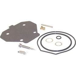 Sierra Carburetor Kit For Yamaha Engine, Sierra Part #18-7772 found on Bargain Bro Philippines from Camping World for $32.29
