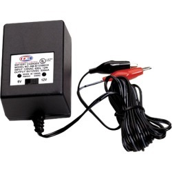 American Hunter 6 Volt and 12 Volt Battery Charger found on Bargain Bro India from Camping World for $9.62