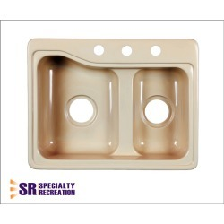 Kitchen Sink, Desert Sand found on Bargain Bro from Camping World for USD $165.67