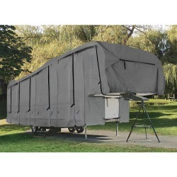 Camco ULTRAGuard 5th Wheel Cover, 28' found on Bargain Bro Philippines from Camping World for $299.97