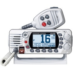 GX1400G Fixed Mount VHF with GPS - White found on Bargain Bro Philippines from Camping World for $199.99