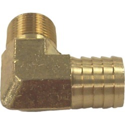 Sierra Brass Fitting For Mercury Marine Engine, Sierra Part #18-8216 found on Bargain Bro India from Camping World for $22.39