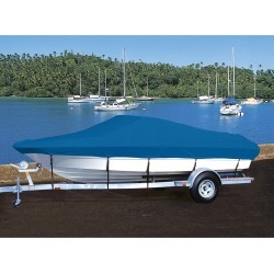 Custom Fit Hot Shot Coated Polyester Boat Cover For REGAL 2400 BOW RIDER found on Bargain Bro India from Camping World for $332.59