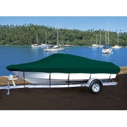 Custom Fit Hot Shot Coated Polyester Boat Cover For GLASTRON 175 SX BOW RIDER found on Bargain Bro India from Camping World for $279.58