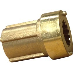 Michigan Wheel Drive Adapter For Honda/Mercury/Mariner/Force Outboards found on Bargain Bro from Camping World for USD $12.99