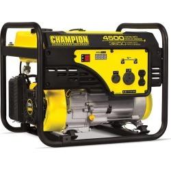 Champion 3650 Watt Portable Generator, CARB Compliant