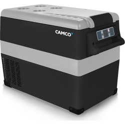 Camco 450 Portable 45-Liter Electric Cooler with Single Zone Cooling found on Bargain Bro from Camping World for USD $304.00