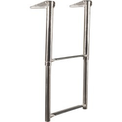 Dockmate Telescoping Drop Ladder, 2-Step