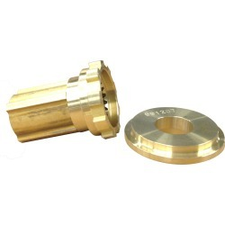 Michigan Wheel XHS II 207 Propeller Exchangeable Hub Kit found on Bargain Bro from Camping World for USD $28.87