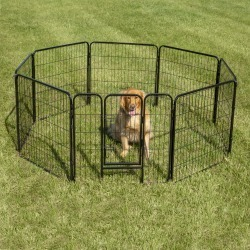 Heavy-duty Pet Fence found on Bargain Bro Philippines from Camping World for $99.99