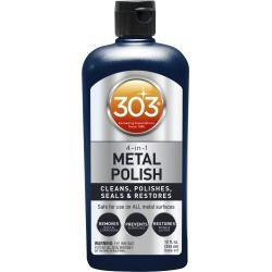 303 4-In-1 Metal Polish, 12 oz. found on Bargain Bro India from Camping World for $9.95