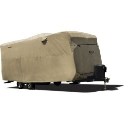 Storage Lot Cover, Travel Trailer to 15' found on Bargain Bro Philippines from Camping World for $145.97