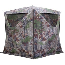 Barronett Big Cat Hunting Blind, Bloodtrail Backwoods Camo found on Bargain Bro from Camping World for USD $158.83