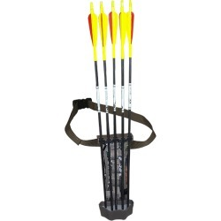 Tarantula MAQ 5-Arrow Belt Quiver found on Bargain Bro Philippines from Camping World for $28.49