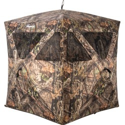 Ameristep Caretaker Ground Blind, Mossy Oak Break-Up Country found on Bargain Bro from Camping World for USD $72.19